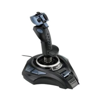 Джойстик Genius MetalStrike Pro, vibration feedback joystick for PC, USB