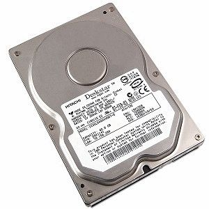 Жесткий диск IDE 40 GB IBM Deskstar, IC35L040AVVN07-0, 7200rpm