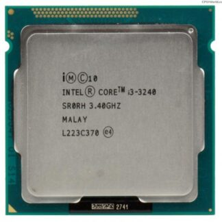 Процессор, S-1155, Intel, 3240, Core i3, 3.4 GHz, 3MB, oem