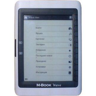 Электронная книга M-book Wave + Карта Памяти 2GB
