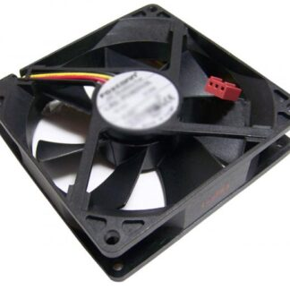 Вентилятор Fan for case 80x25mm, CHENRI CR8025, Ball, 2700rpm, 3+4-pin molex