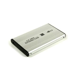 Футляр для HDD 2.5', Mobile Rock, External , USB 2.0, SATA HDD Silver, Enlightened fase