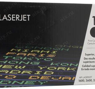 Картридж HP Q6000A черный, CLJ 1600,2600,CM1015 (совместимый)