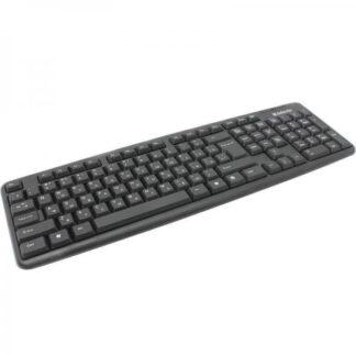 Клавиатура, Defender Element HB-520 USB B(Черн) KAZ 104+3кн. управление питанием