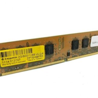 ОЗУ DDR2 2Gb 800MHz PC2-6400, Zeppelin,