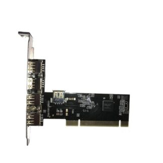 Контроллер PCI, USB 2.0, 5 port
