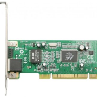 Сетевая карта PCI D-Link, DGE-530T, 10/100/1000 MBps (low profile& full size)