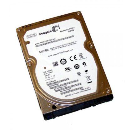 Жесткий диск SATA 2.5'', 250GB, Seagate, ST9250315AS, 5400rpm (б.у.)