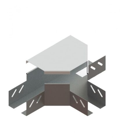 Т-образный отвод 60x15, Mutlusan (12 шт/уп)