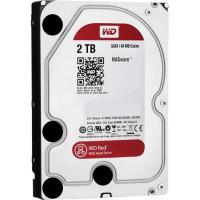 Жесткий диск S-ATA 3.5', 2Tb, Western Digital Red, WD20EFRX, 5400rpm, 64Mb, 6Gb/s