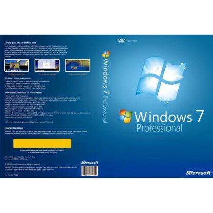 Get Genuine Kit Win Pro 7 32-bit/x64 Russian legalization DSP OEI 611 DVD